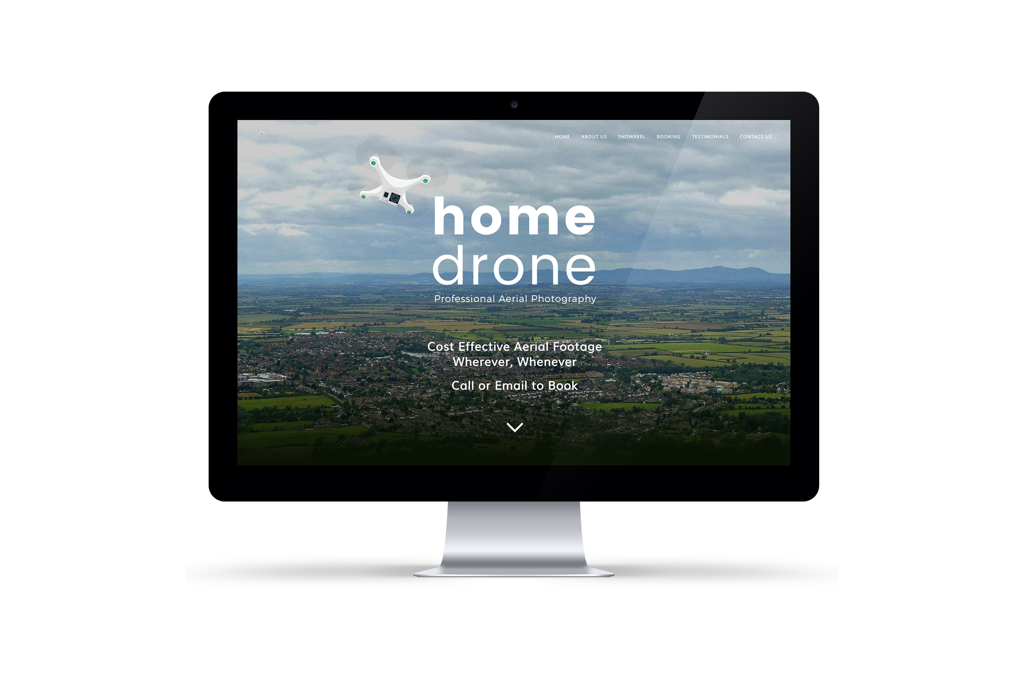 Homedrone Website