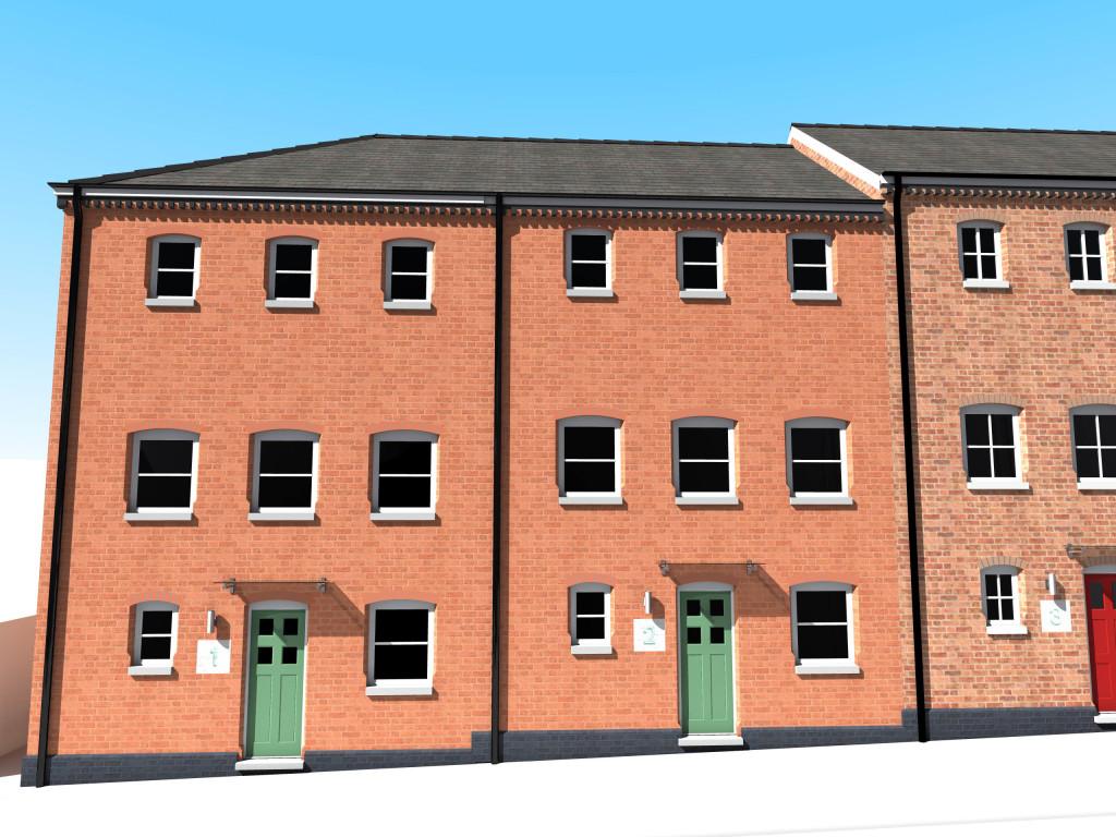 Pemberton Street Visual 5 Plots 1 and 2