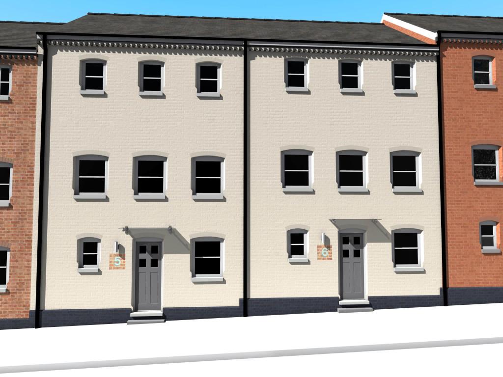 Pemberton Street Visual 7 Plots 5 and 6