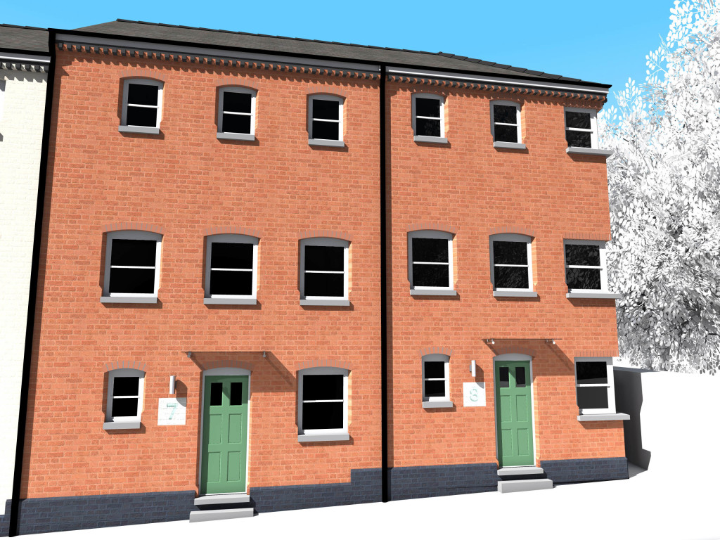 Pemberton Street Visual 8 Plots 7 and 8