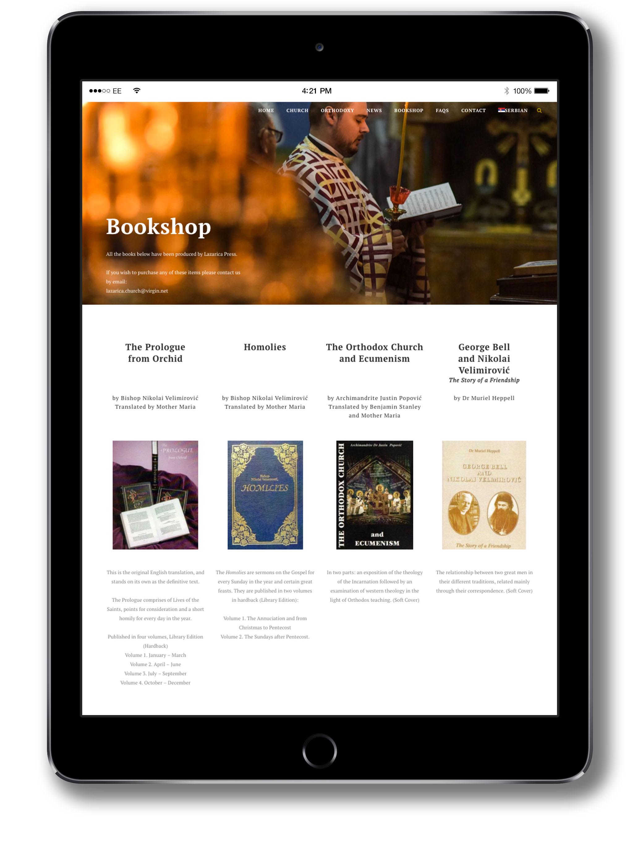 Lazarica Bookshop