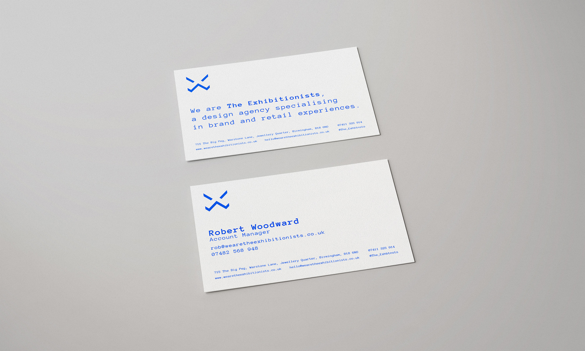 BusinessCardsonTable2